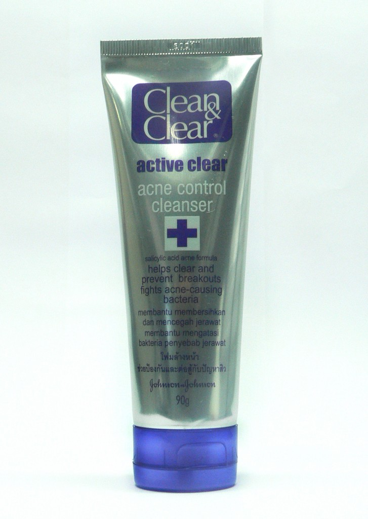 Active Clear Acne Control Cleanser