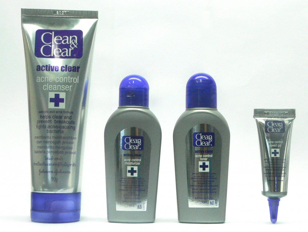 Active Clear Acne Control Kit