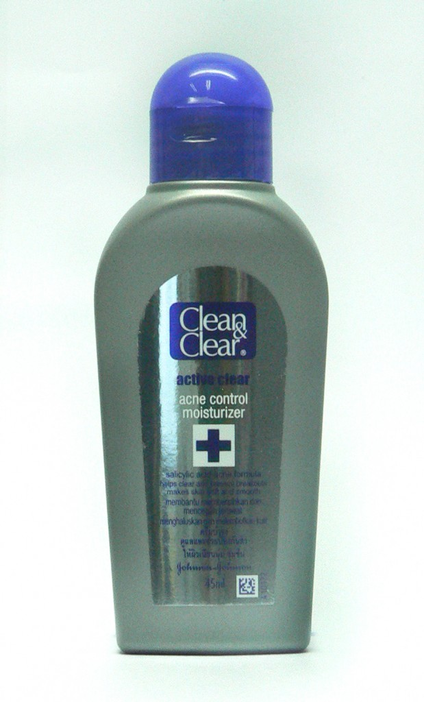Active Clear Acne Control Moisturizer