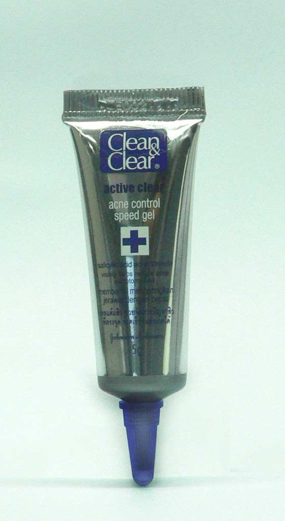 Active Clear Acne Control Speed Gel