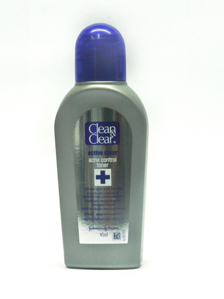 Active Clear Acne Control Toner