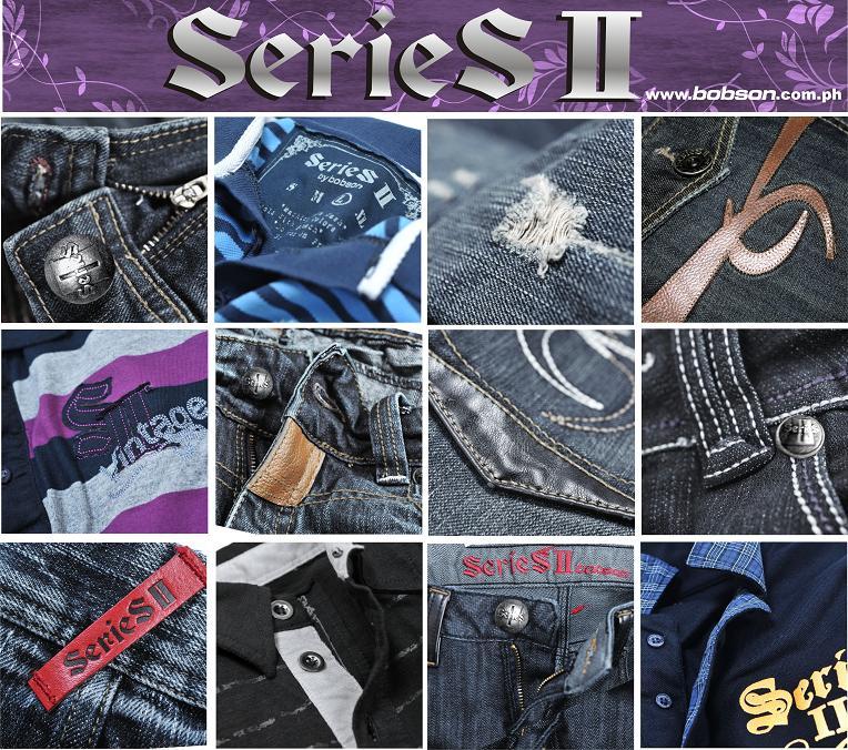Series II details