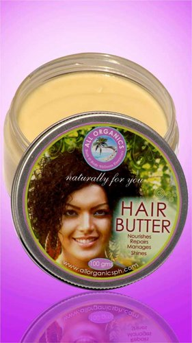 hair butter by all organics