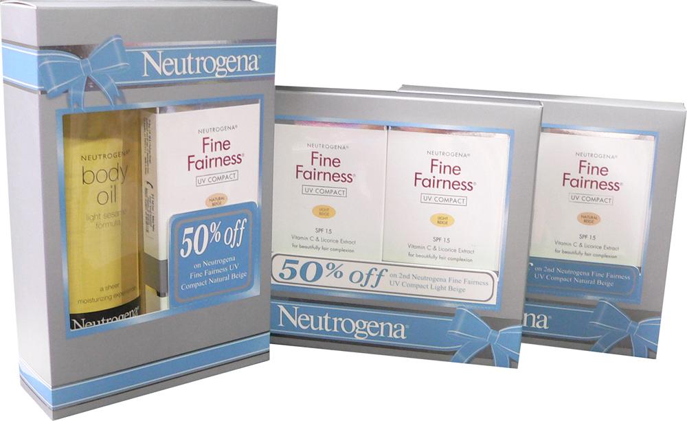 Promo Bundles neutrogena