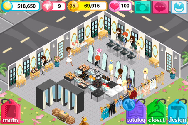 A Fashion Story Game Fashion Story Fashion Story