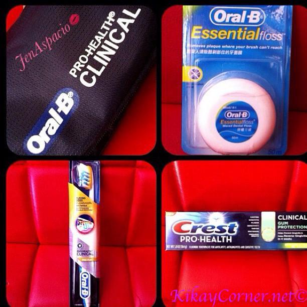 Oral-B Pro-Heath Clinical Pro-Flex