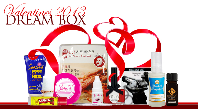 Valentines 2013 Dream Box