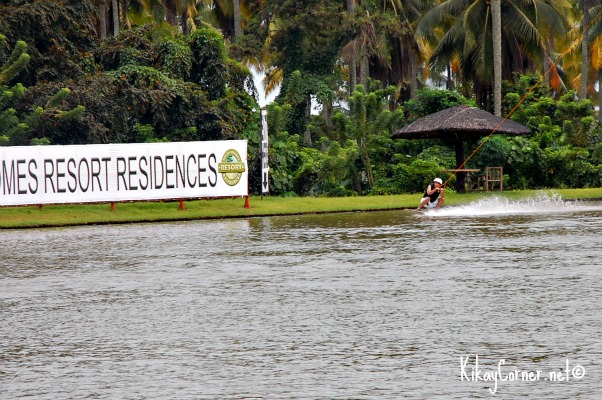 Deca wakeboard park