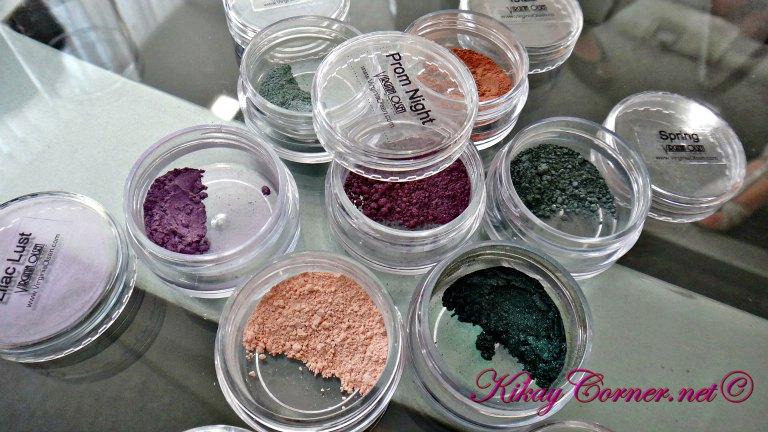 Virginia Olsen Minerals Summer Collection 2013 Launch