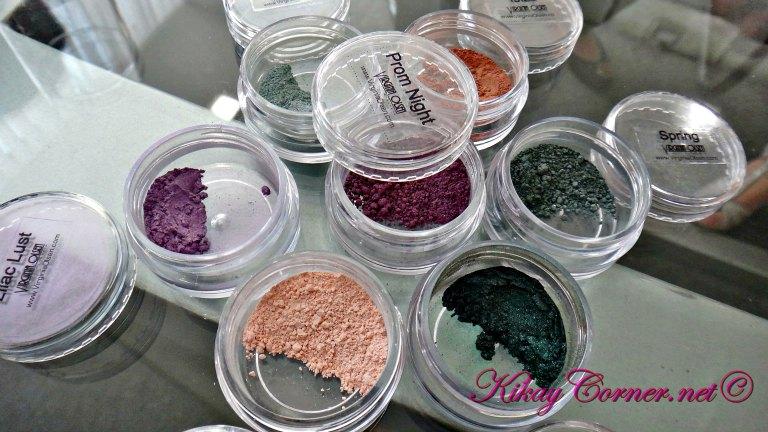 Virginia Olsen Minerals Summer Collection 2013 Launch