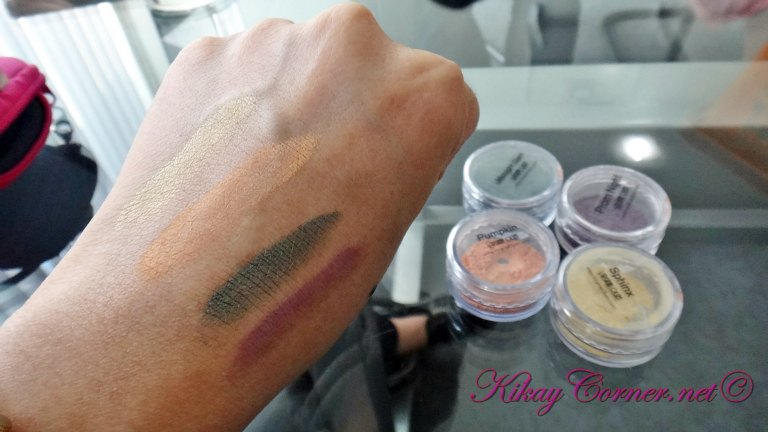Virginia Olsen Minerals Summer Collection