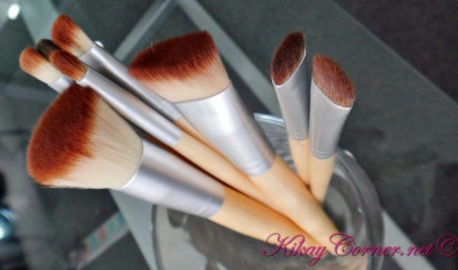 Virginia Olsen Minerals brushes