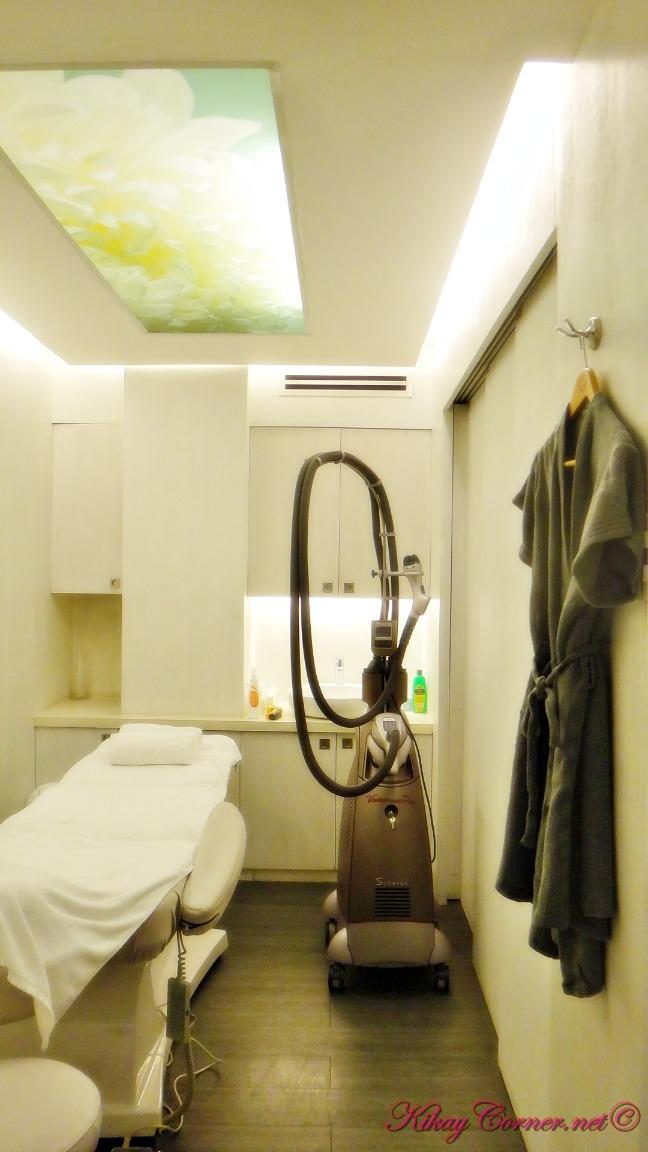 Skin Velasmooth room