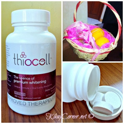 thiocell glutathione lozenge