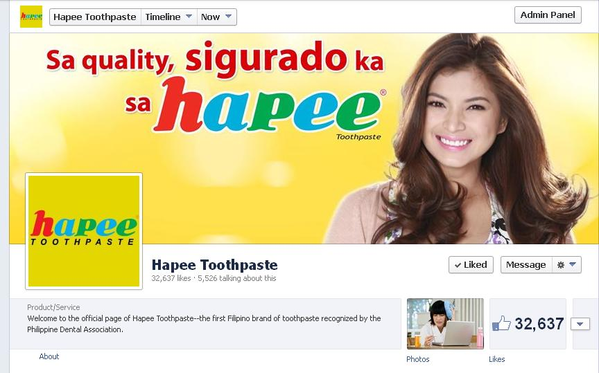 Hapee Mainstream FB Page (1)
