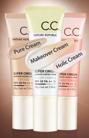 Nature Republic C.C. Cream