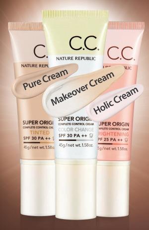 Nature Republic C.C. Cream