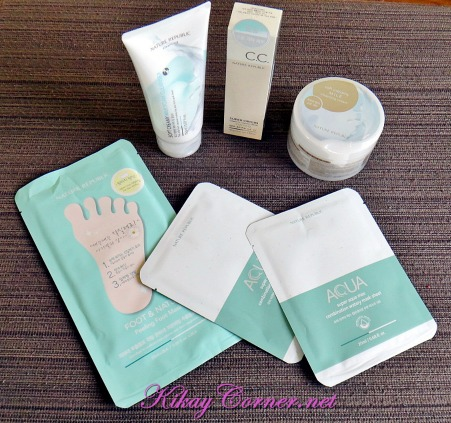 nature republic beauty products