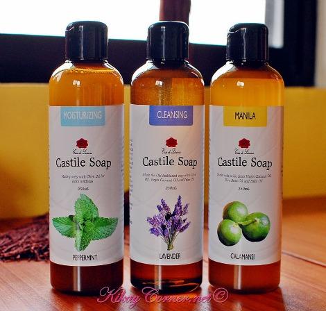 Casa Lorenzo Castile Soap