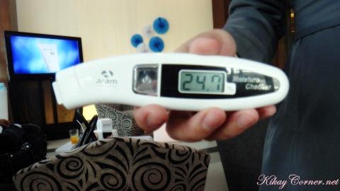 physiogel moisture checker
