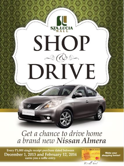 Sta. Lucia Shop & Drive