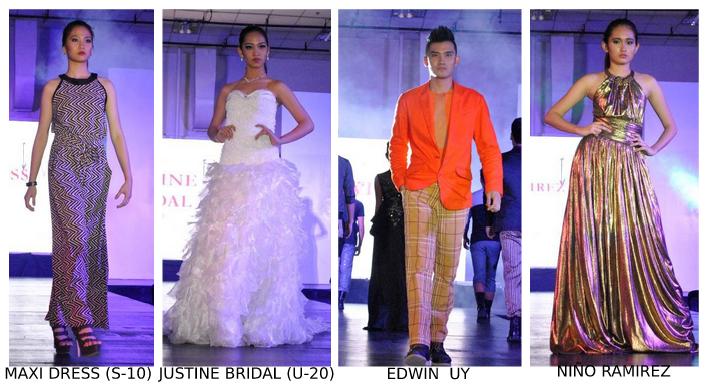 Tutuban Center fashion show
