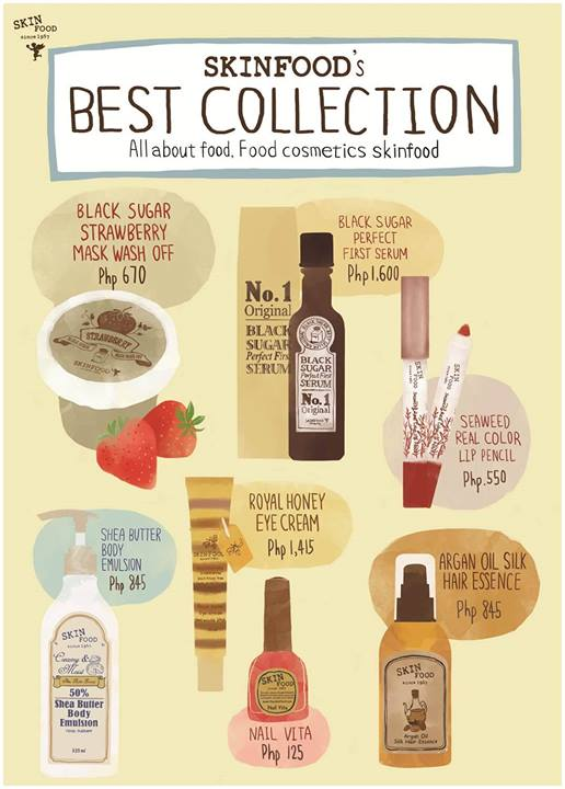 Skin Food Best collection