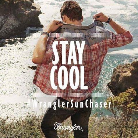 Wrangler Sun Chaser Stay Cool