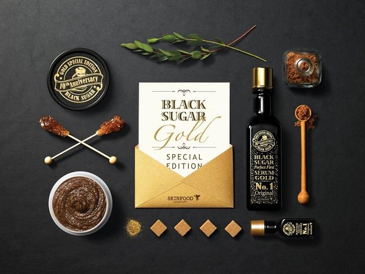 skin food black sugar