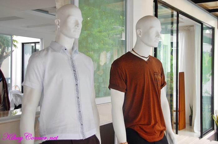 Obra ni Juan formal wear and shirt