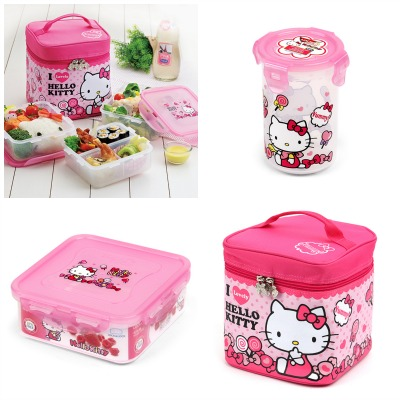 Lock&Lock Hello Kitty