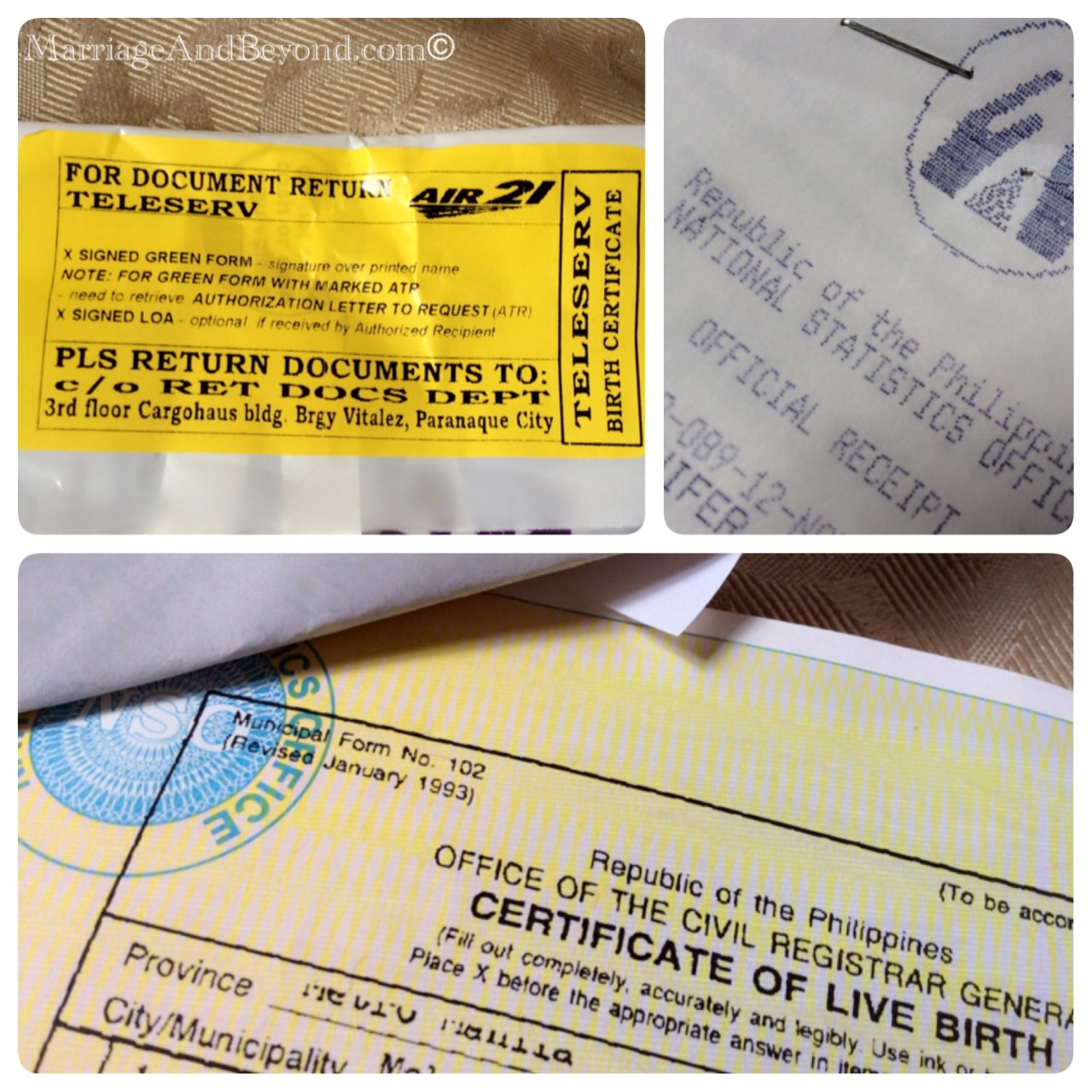 Teleserv Stress Free Nso Birth Certificate And Other