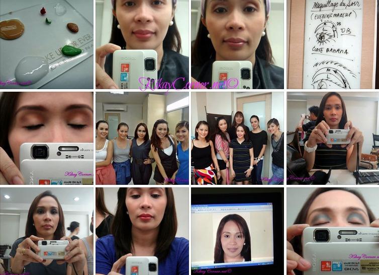 makeup class makeup forever
