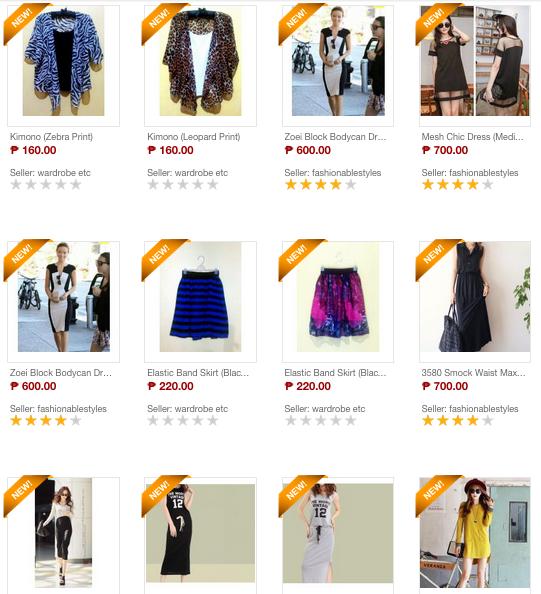 fashion finds at lamido