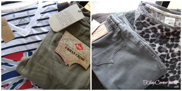 lee cooper apparel