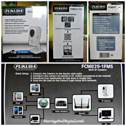 Fukuda IP Camera