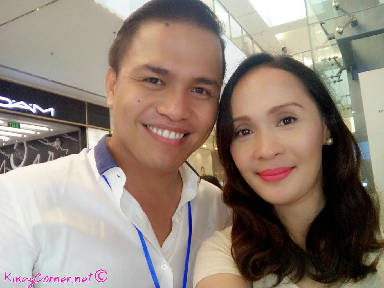 Celeteque makeover by Renen Bautista MUA