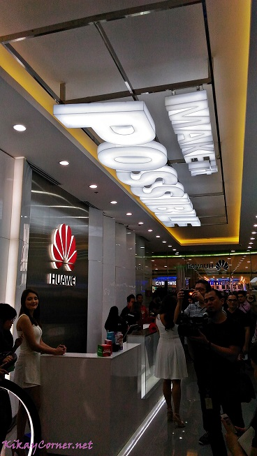 Huawei's Experience STore