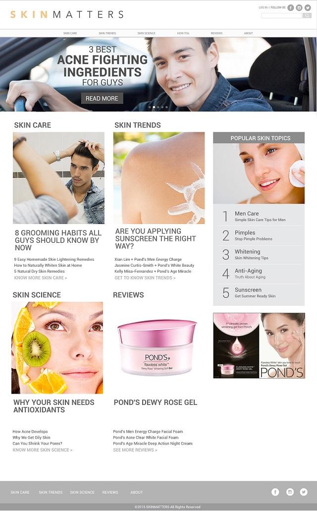 skin care articles skin matters