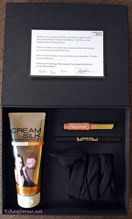 Cream Silk Beauty Box