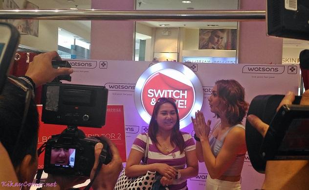 Watsons Switch and Save Winner