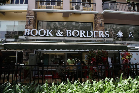 Book and Borders McKinley