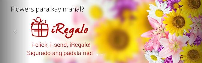 iRegalo flowers