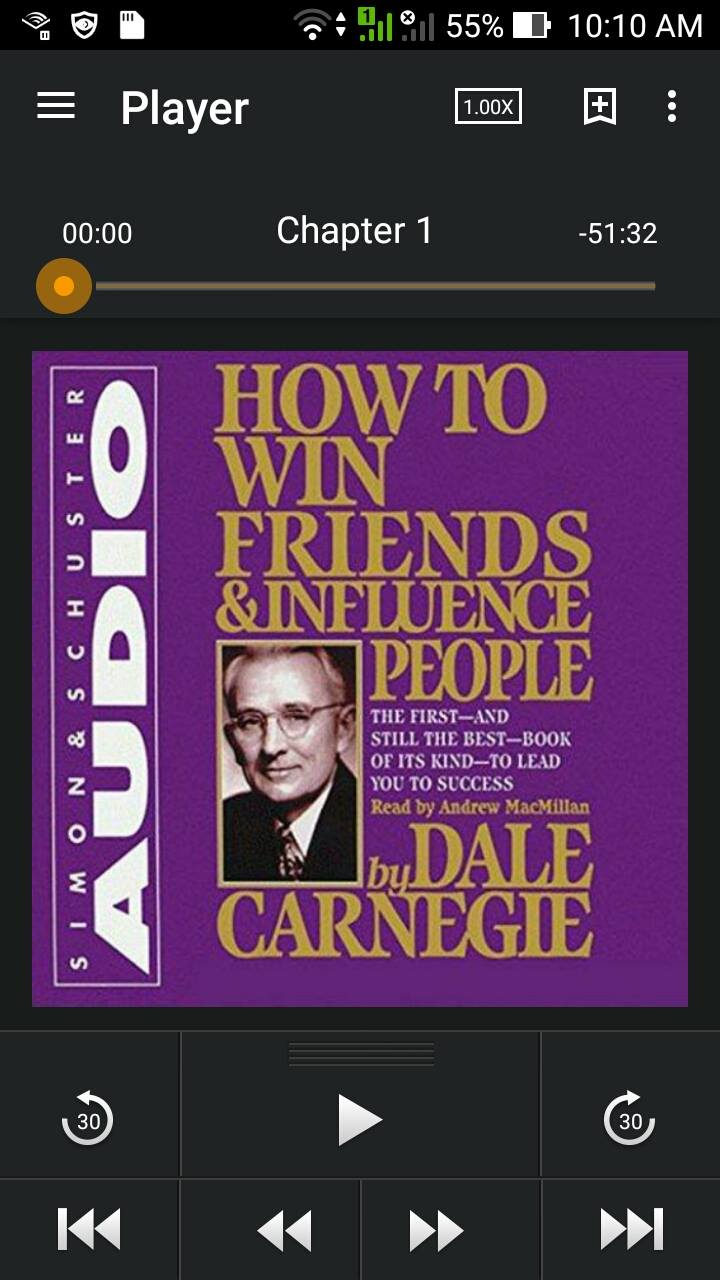 Dale Carnegie audiobook