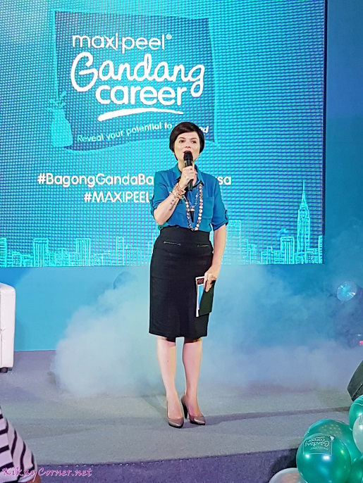 Lexi Shulze hosts maxi-peel gandang career event