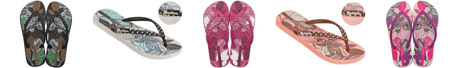 Ipanema Fashion Fern styles