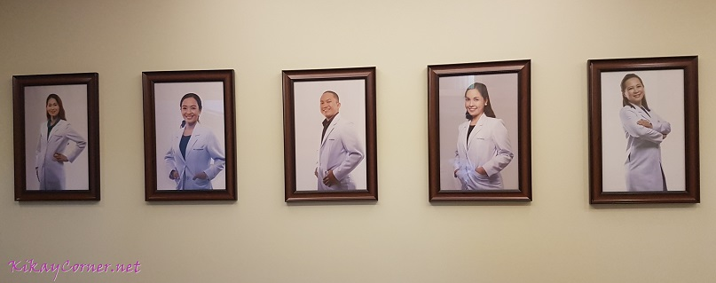 in-house doctors of oracle beauty clinic