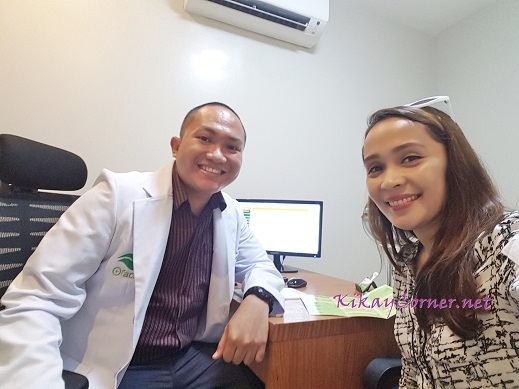 consult with dr. macky of oracle beauty clinic
