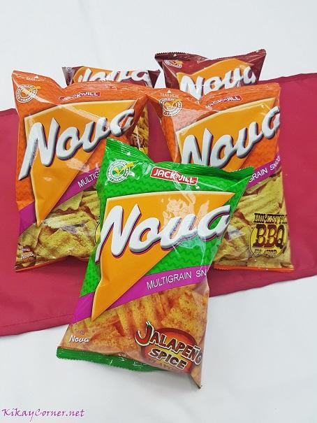 Nova Multigrain snack
