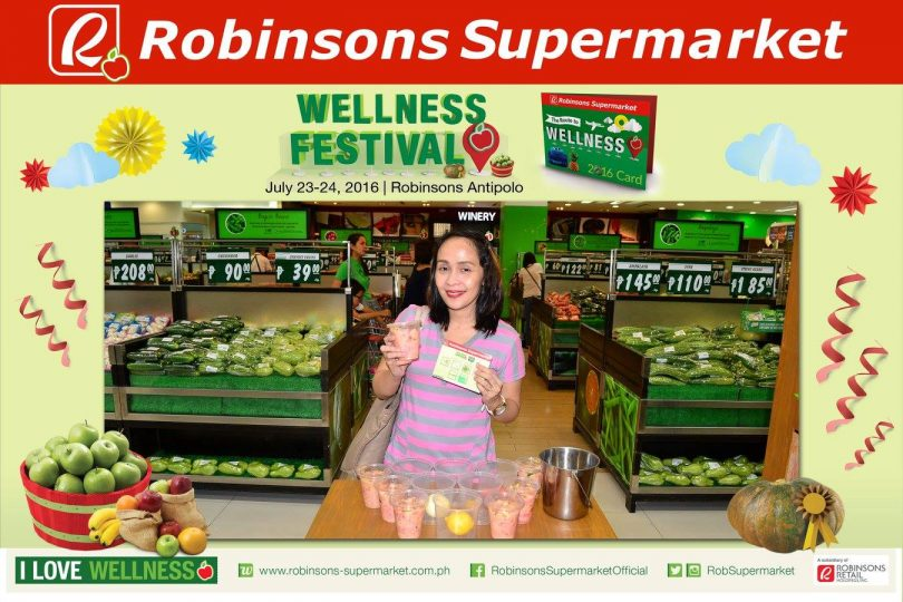 Robinsons Place Antipolo Wellness Festival